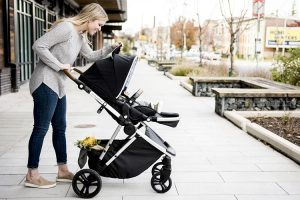 Why Active Moms Need This Stroller